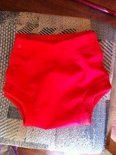 Katrina's Sew Quick Soaker Pattern