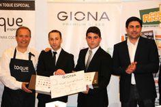 Gastro & Distilled Show de Coruña contó con la colaboración de Giona Premium Glass. Días 26 y 27 de mayo de 2014 en Attica 21 Hotels