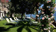 4 Sterne Luxushotel am Gardasee mit Restaurant und Schwimmbad, Villa Giulia Gargnano
