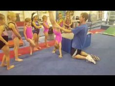 Drills for Bars - YouTube