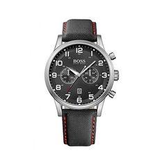 Hugo Boss heren horloge Aeroliner  HB1512919