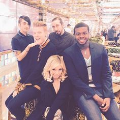 12 Times Pentatonix Gave You Serious Squad Goals
