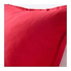GURLI Cushion Cover Red