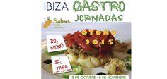 GastroJornadas de otoño en Ibiza #gastronomia #food
