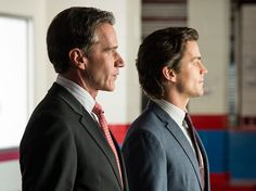 Ice Breaker | Photo Galleries | White Collar | USA Network