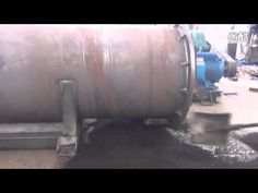 New Type Fertilizer Granulator  in Working