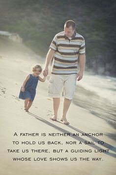A Father...