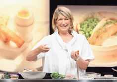 Martha Stewart On Snacks, Snoop Dogg And Bad Dates