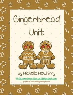 Sherry---This unit contains math and literacy activities based on the Common Core State Standards. The math activities include graphing, measuring, additio. Gingerbread Man Activities, Christmas Activities, Winter Activities, Classroom Activities, Christmas Themes, Gingerbread Men, Preschool Christmas, Noel Christmas, School Holidays
