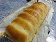 Confeitando com a Maré: Pão de leite de Hokkaido, com método chinês Tangzhong