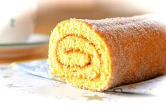 If you love swiss roll snack cakes – then you're going to love any version of a cake roll. A vanilla sponge cake is filled with fresh homemade strawberry jam and vanilla flavored cream Cake Roll Recipes, Best Dessert Recipes, Fun Desserts, Jam Roll, Flavored Cream Cheeses, Apricot Cake, Homemade Strawberry Jam, Vanilla Sponge Cake, Vanilla Flavoring