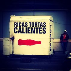 Bien ricas tus tortas! #mexicodf #mexicocity #streetfood #puestito