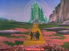 The Wizard of Oz - Poppies (1939)