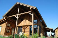 Gallatin Valley Residence, Montana Reclaimed Lumber Co.