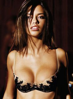 Low & behold: Adriana. The quintessential bombshell.