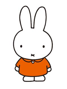 Thoroughly Modern Miffy: Dick Bruna's cartoon rabbit gets revamp after 58 years - News - Books - The Independent Female Rabbit, Loish, Illustration Art, Illustrations, Clip Art, Cartoon Pics, Arts And Entertainment, Book Cover Design, Childrens Books