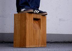 Konstantin Grcic, Missing object - nawet się złapać nie da tam gdzie się powinno móc, głupie