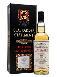 Bunnahabhain 198926 Year Old Blackadder No 25