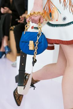 Chloé at Paris Fashion Week Spring 2018 - Can We Please Have These Paris Runway Purses? - Photos