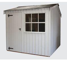 Corrugated Iron Shed Shed