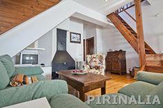 Excelente ubicación. Apartamento en la urbanización Tanau de Baqueira para 5 personas. www.pirinalia.com