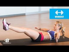Get in a quick total-body workout and get on with your day. All you need is your body and a few feet of floor space, but you'll definitely feel like you've a...