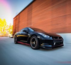The Nissan GTR! Blink and you'l miss it! Follow the @eBay 'Dream Cars' board by hitting the link and see more of these incredible cars  http://www.pinterest.com/ebay/dream-cars/ #spon #DreamCars