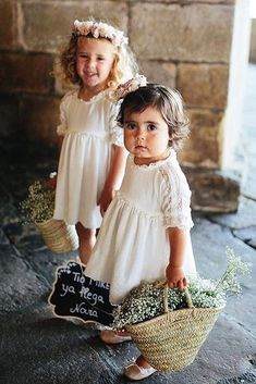 luxury cars - 24 Country Flower Girl Dresses That Are Pretty Wedding Dresses Guide Fall Flower Girl, Flower Girl Dresses Country, Girls Fall Dresses, Boho Flower Girl, Flower Dresses, Toddler Flower Girl Dresses, Little Girl Dresses, Pretty Wedding Dresses, Bridal Dresses