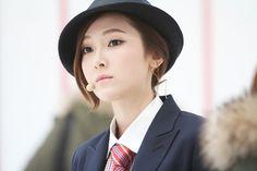 소녀시대(Girls' Generation) at Mnet 'M Countdown!', for their comeback stage of 'Mr.Mr.'.