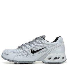 Nike Women's Air Max Torch 4 Running Shoes (White/Black/Grey)