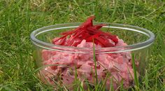 Billede af russisk salat med rødbede