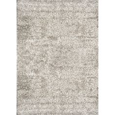 Hillside Contemporary Grey Rug (5'3 x 7'7) | Overstock™ Shopping - Great Deals on 5x8 - 6x9 Rugs