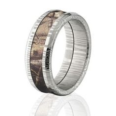 Camo Wedding Rings & Camo Rings are the perfect fit for yout outdoor lover in your life.  #camorings #usamade #camoweddingrings  http://www.thejewelrysource.net/index.php/outdoor-lovers/camo-rings-with-damascus/8-mm-ap-camo-rings-damascus-steel-78839.html