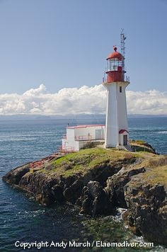 Sheringham Point Lighthouse, Vancouver Island.