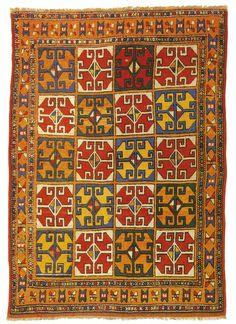 Turkish Handwoven Carpets Project -Catalog Nr.0012