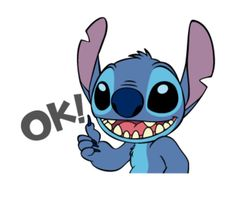 Stitch Stickers by The Walt Disney Company Ltd ( Japan). Stitch (also known as Experiment is a fictional character in the Lilo & Stitch. 626 Stitch, Lelo And Stitch, Lilo Y Stitch, Cute Stitch, Stitch Cartoon, Little Stitch, Disney Phone Wallpaper, Wallpaper Iphone Cute, Disney Drawings