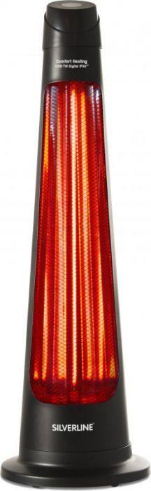 Köp Terrassvärmare Silverline 1200 TW Digital IPX4 online | GardenStore.se