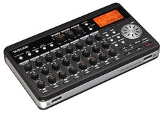 Amazon.com: TASCAM DP-008 8-Track Digital Portastudio: Musical Instruments