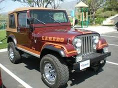 Image result for JEEPS CJ 1986