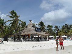 Playa Paraíso, club de playa en Tulum