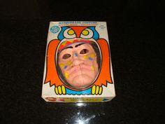 Vintage Ben Cooper Indian Boy Halloween Costume - Child Medium | eBay