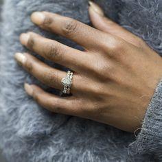 Larissa Ready for Love Diamond Engagement Ring from Steven Singer Jewelers