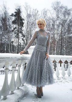 Ravelry: TanyaO's Christmas Dress