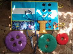 Купить Маленькая рукодельница - разноцветный, мелкая моторика, подарок ребенку, развивающая игрушка, развивающая игра