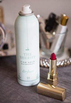 Use hairspray to remove a lipstick stain. Spray the fabric (make sure it's not dry-clean only) with hairspray, and let it sit for a few minutes. Dab the stain, and then toss it in the washer. Genius Hacks for Fixing Ruined Clothes] Easy Clothing, Clothing Hacks, Removing Lipstick Stains, Remove Stains, Red Wine Stains, Stain On Clothes, Diy Clothes, Only Shirt, Tips & Tricks