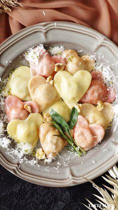 Romantic Night, Ravioli, Pasta Casera, Success, Valentines Food, Homemade Pasta, Bao, International Recipes, Food Hacks
