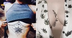 Coolest Ideas For The Boobs Tattoos And You'll Want To Get One