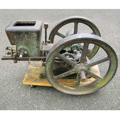 Fixing a 2-1/2 HP Ottawa Gas Engine - Restoration – Gas Engine Magazine