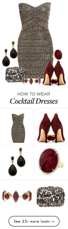 """""""Senza titolo #950"""" by martinavittoria on Polyvore featuring Charlotte Olympia, Miss Selfridge, Isharya and Kenneth Jay Lane"""