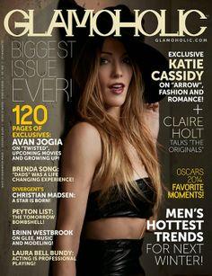 MyMy .. The No Feminist Blog: Glamoholic Magazine - Mars 2014